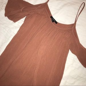 Forever 21 Off The Shoulder Dress